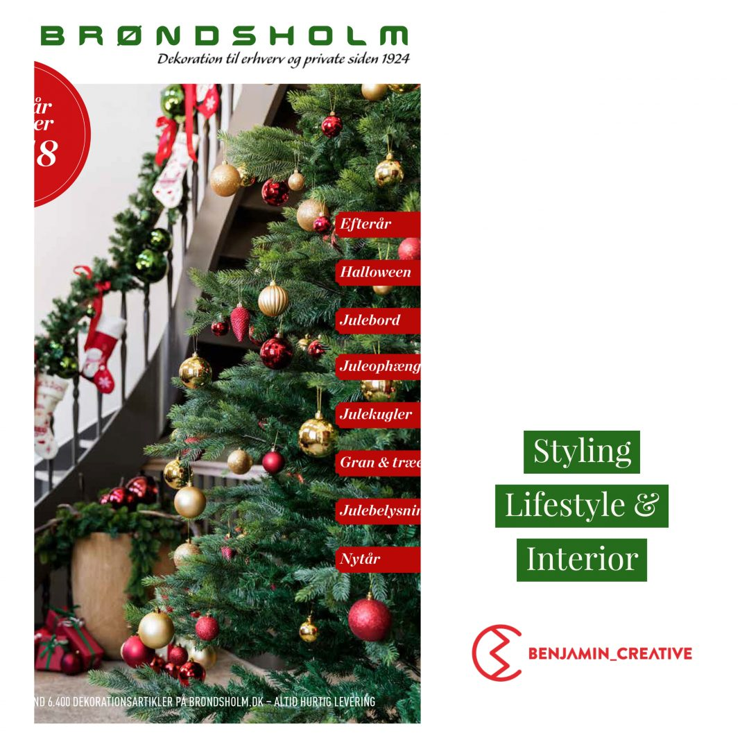 Brøndsholm Catalogue Autumn ´18