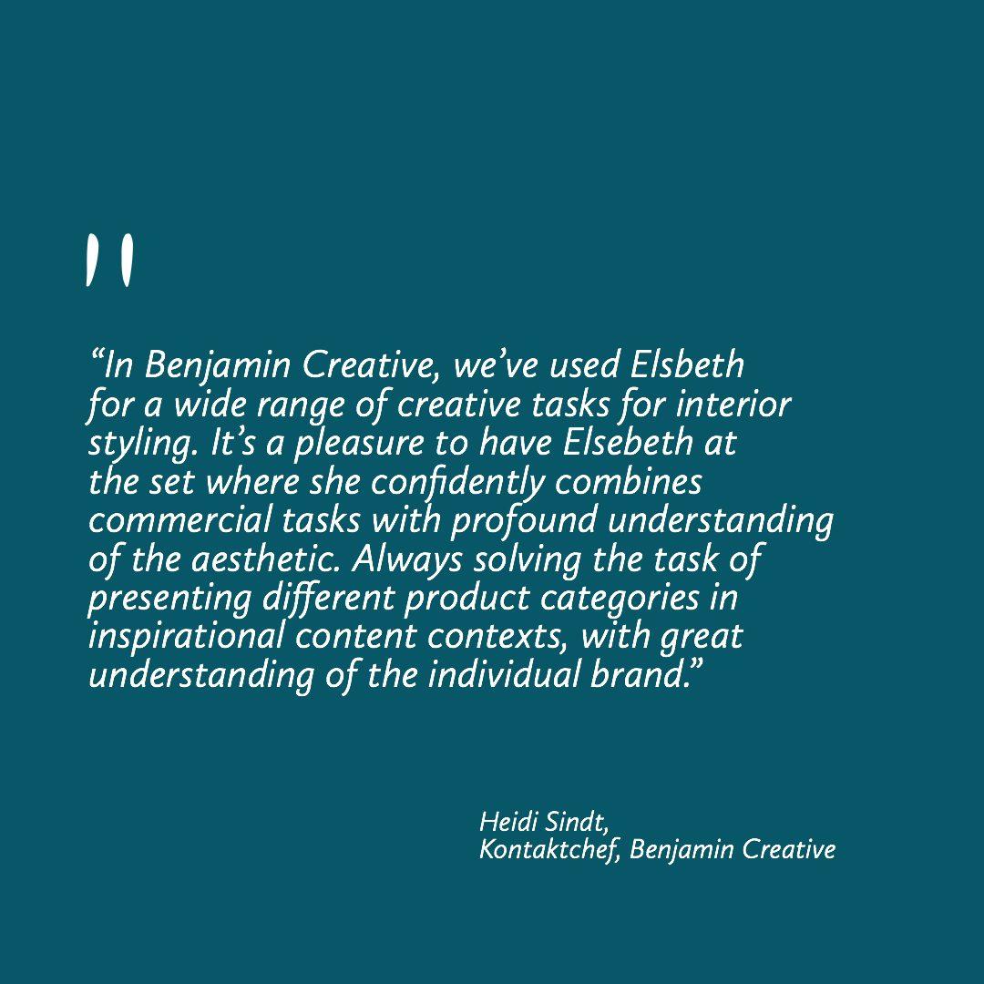 Benjamin Creative